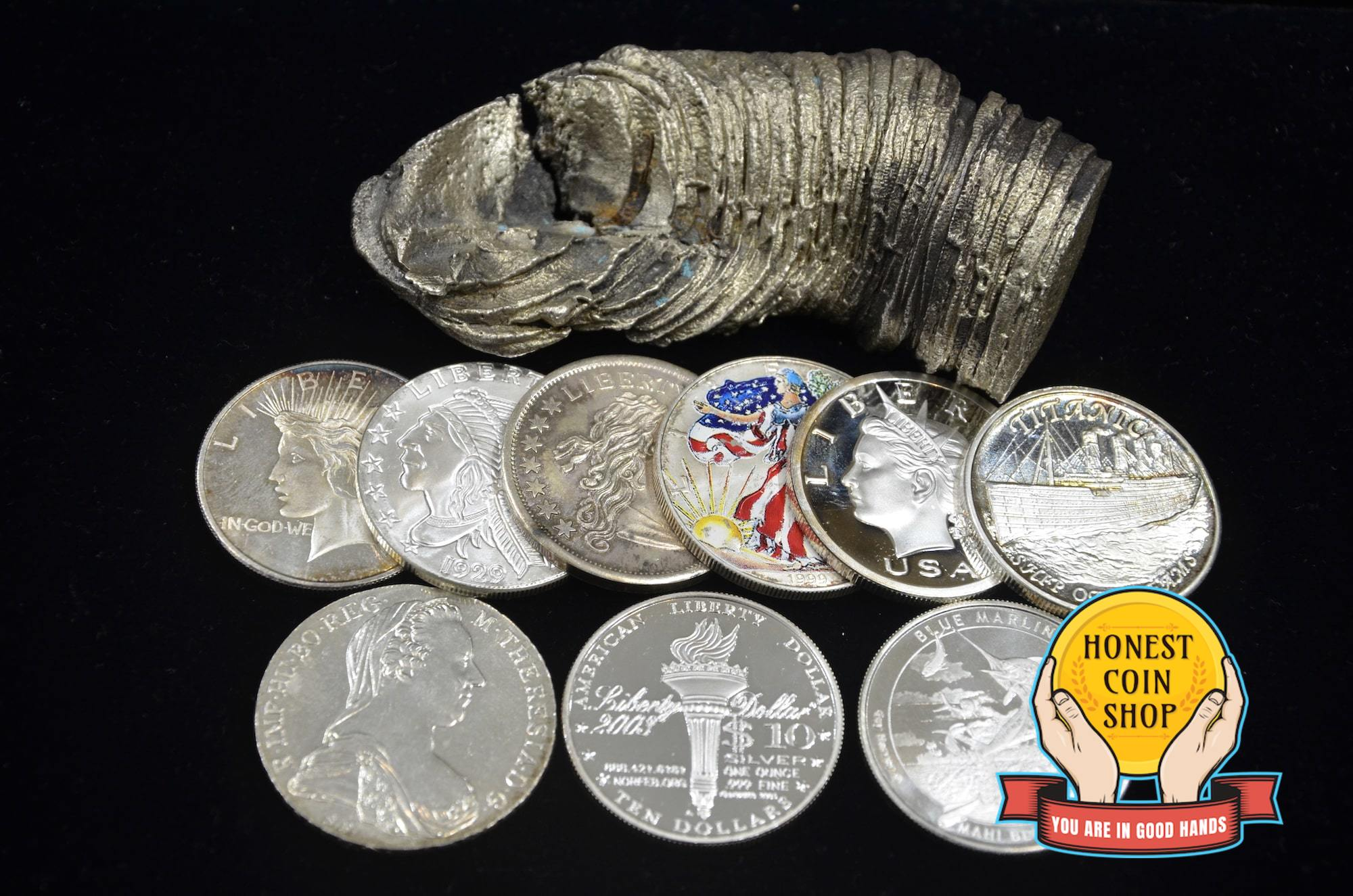 Sell Silver Coins New York