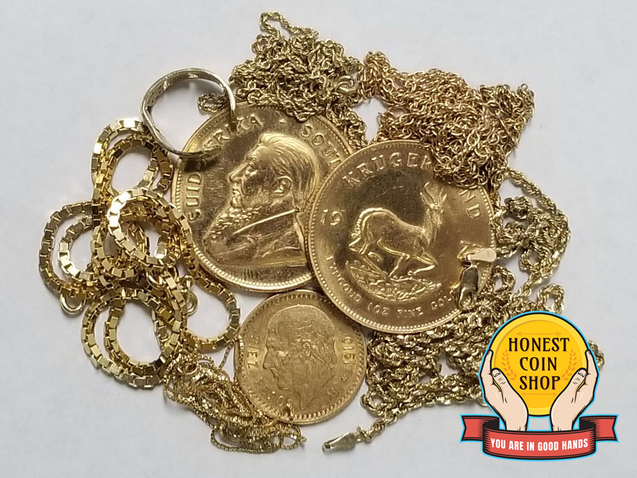 Reliable Gold Buyers NYC