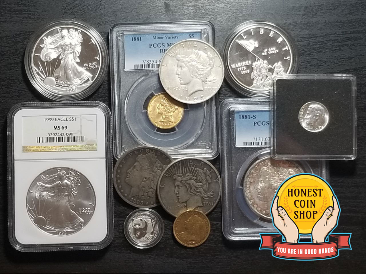 Rare Coins New York